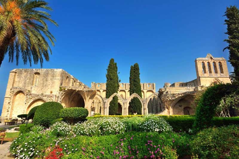 کلیسای تاریخی بلاپایس قبرس